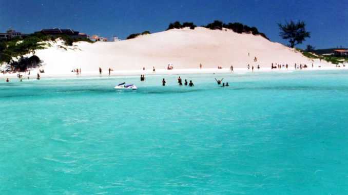 Praia do Espelho Porto Seguro Bahia