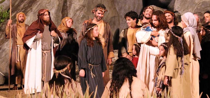 Paixão de Cristo de Nova Jerusalém - Pernambuco