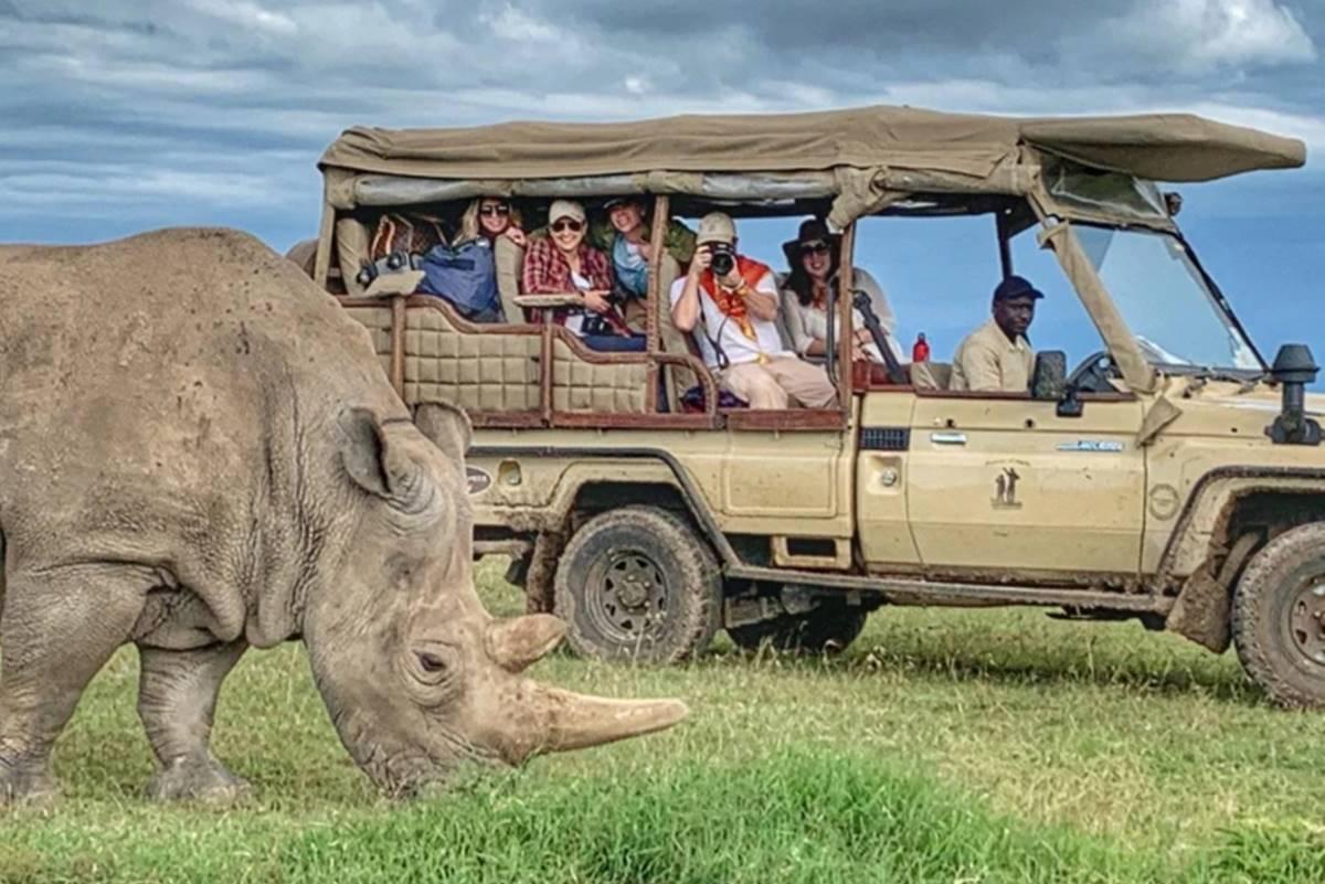 Passagem Aérea para o Quênia