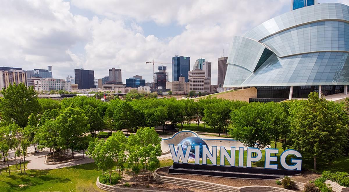 Passagem Aérea Para Winnipeg