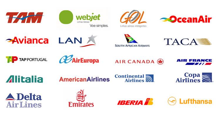 companhias aereas