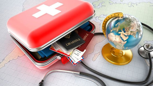 Como Funciona o Seguro de Saúde de Viagem Internacional?